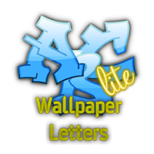 Wallpaper Letters ABC HD Lite