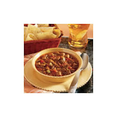 Smokin' Texas Chili