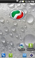 Screenshot of Perodua Logo Widget