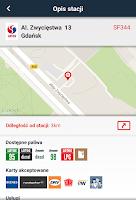 Screenshot of LOTOS dla kierowcy