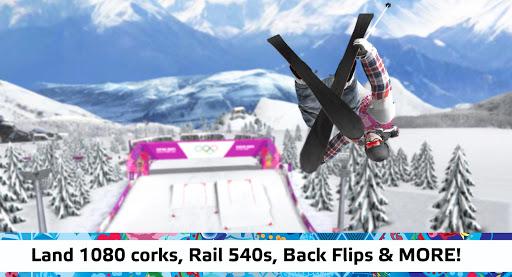 Sochi 2014: Ski Slopestyle - screenshot