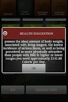 Screenshot of Real Life Calculator