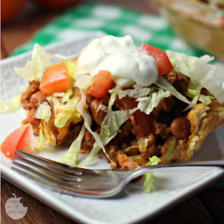 Turkey Taco Pie