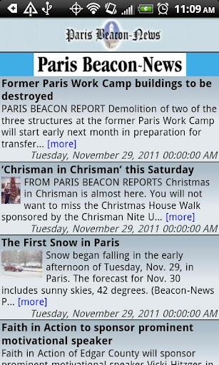 玩免費新聞APP|下載Paris Beacon app不用錢|硬是要APP