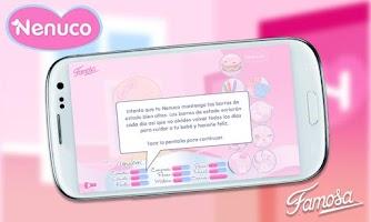 Screenshot of Cuido a mi Nenuco