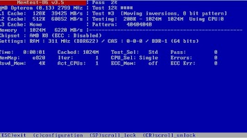 Screenshot of BukerPXE LITE-PXE Server :ROOT