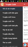 Screenshot of Truyen Cuoi : Cuoi vo bung