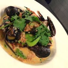 Thai-Style Mussels with Lemongrass Recipe