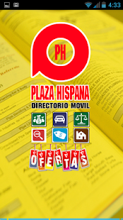 DIRECTORIO MOVIL PLAZA HISPANA - screenshot