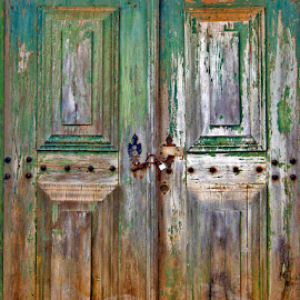 Old Door by Khaled Ibrahim - Buildings & Architecture Other Exteriors