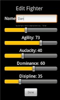 Screenshot of Fight Simulator