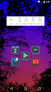 Dekk - Icon Pack- screenshot thumbnail