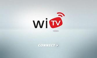Screenshot of WiTV