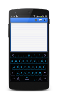 Screenshot of A Keyboard