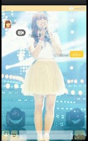 Screenshot of Apink JEJ Kakaotalk Theme