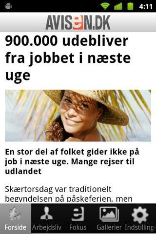 玩免費新聞APP|下載Nyheder på Avisen.dk app不用錢|硬是要APP