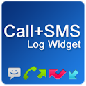 Call + SMS Log Widget icon