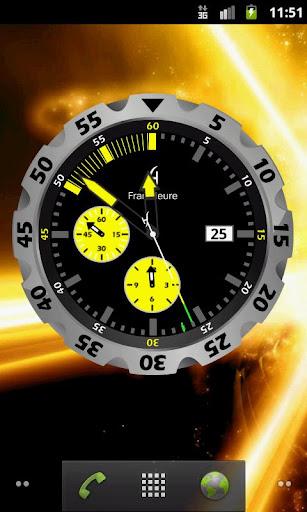 Fran Heure Clock S02 - FH-S02