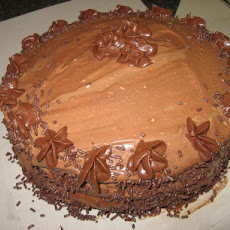 Scotty's Chocolate Kahlua Cake