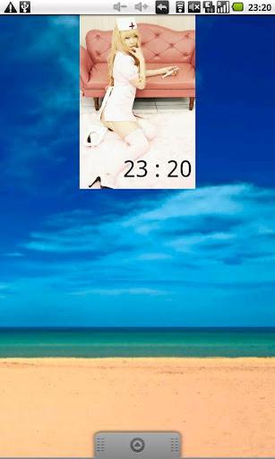 無料工具AppのAOIc Kaz 3rd コス時計 ウィジェット|記事Game