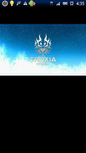 HelloWorld - TROXIA