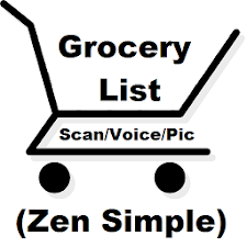 Shopping List-Zen Simple