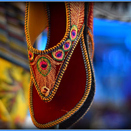 Shoes by Prasanta Das - Artistic Objects Clothing & Accessories ( shoes, ladies' )