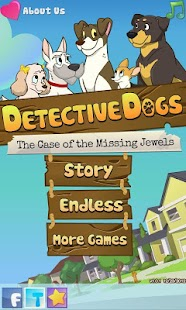 Detective Dogs- screenshot