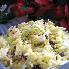 Purple Waldorf Salad