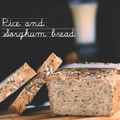 Rice And Sorghum Bread