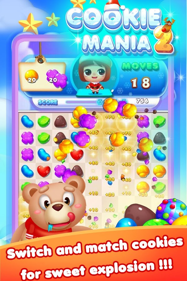 Cookie Mania 2 Screenshot 8