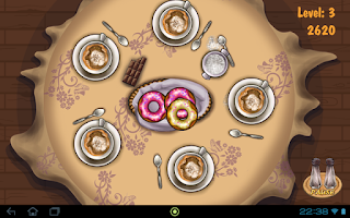 Screenshot of Hungry Hands