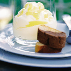 Creamy Lemon Curd Mousse