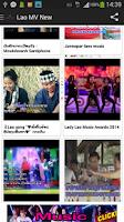 Screenshot of ເພງລາວ Lao