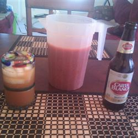 Delicious Spicy Micheladas