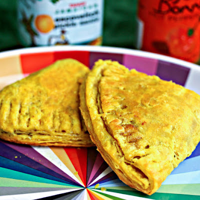 Curried Jamaican Beef Patties