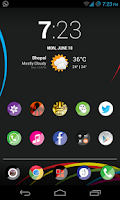 Screenshot of COLORS REBORN APEX NOVA THEME