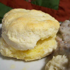 Mitch's Buttermilk Biscuits