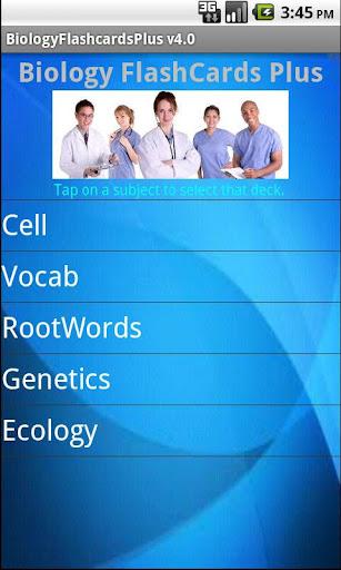 Biology Flashcards Plus