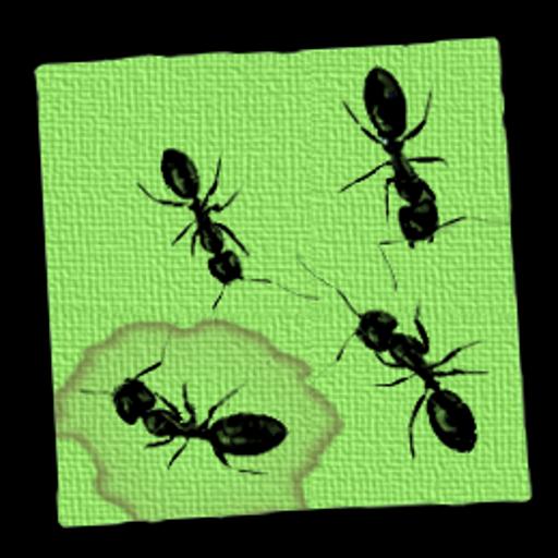 螞蟻生活壁紙的關鍵 LOGO-APP點子