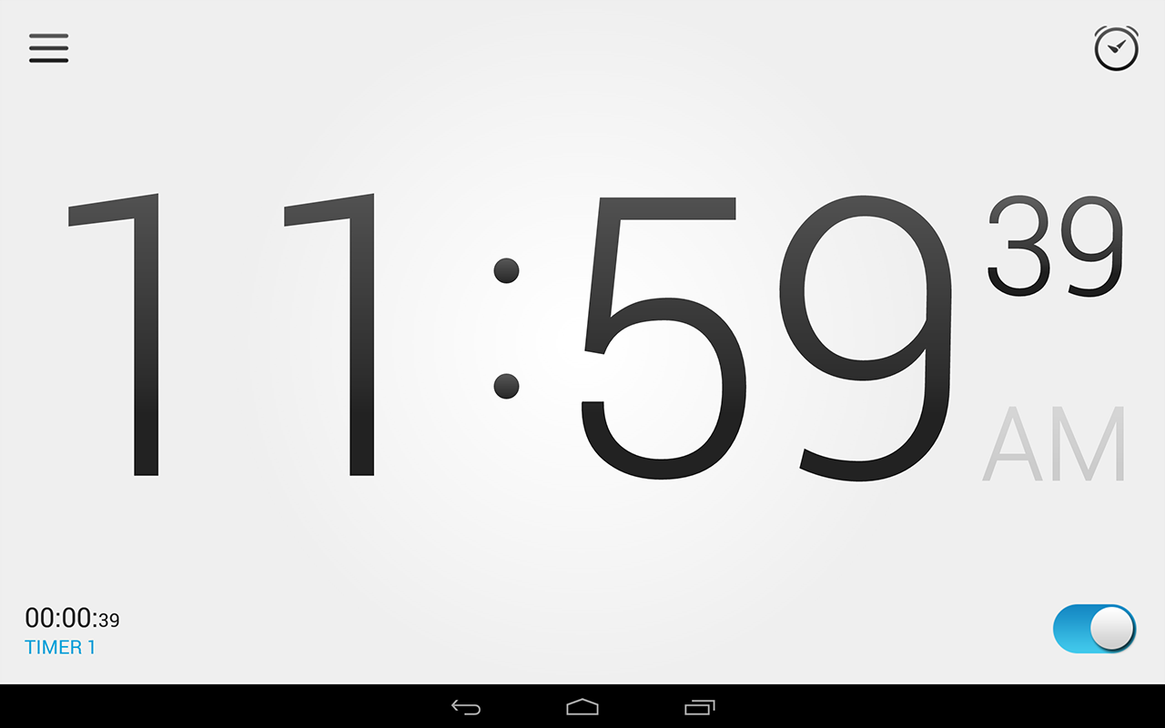 Alarm Clock Screenshot 19