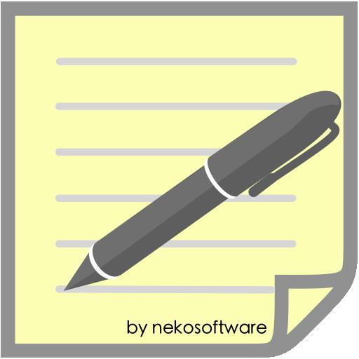 Memo(Note Pad) LOGO-APP點子