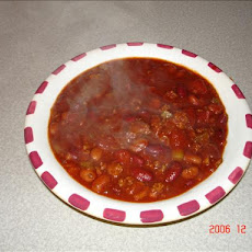 Uncle Bob's Chili
