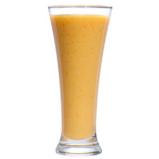 Cantaloupe Pineapple Banana Smoothie