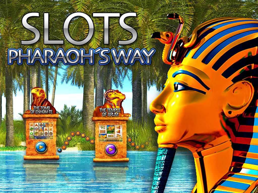 Slots - Pharaoh's Way Screenshot 5