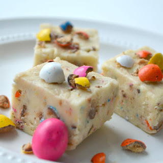Malted Milk Fudge