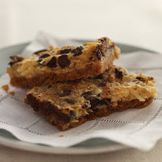 Gooey Coconut Dream Bars