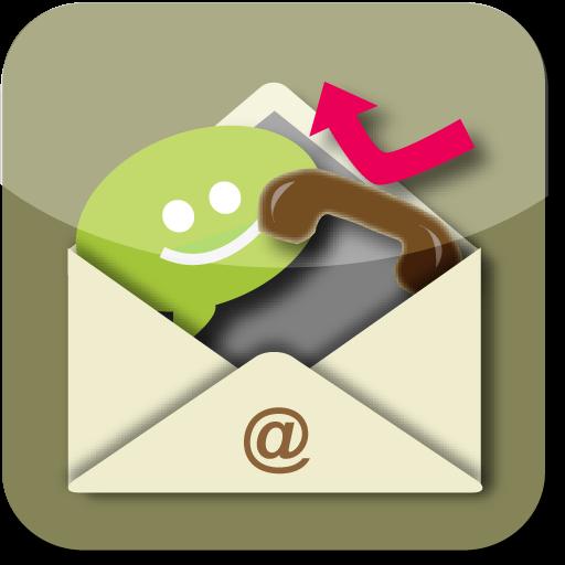 置き忘れ電話 通訊 App LOGO-APP試玩