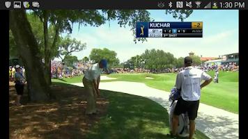 Screenshot of NBC Sports Live Extra