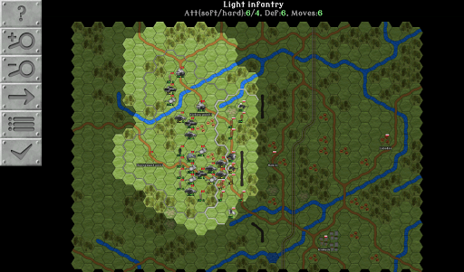 Wargames of 1939 - screenshot
